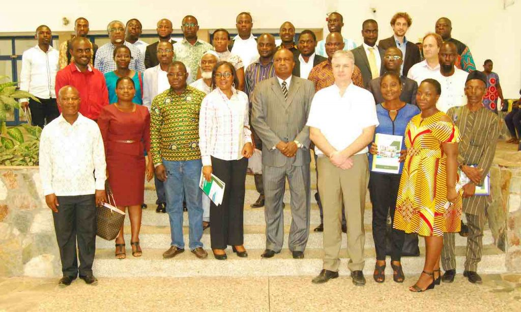 Ghana's way towards sustainable e-waste recycling – First