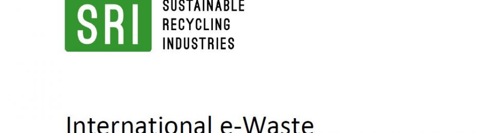 Title_page_Int. e-waste Management practice